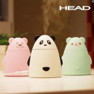 HEAD 정품 USB가습기/곰돌이가습기