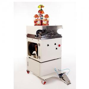 부채꼴모양결속기,농산물소포장결속기 SE-300 (칼라타이끈 1롤포함)