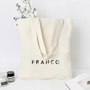 주문제작프랑코에코백/캔버스백(A타입)