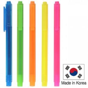 [형광펜]스타사각형광펜(국산)