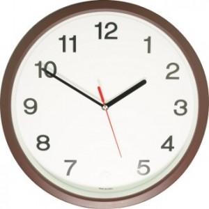 300밤색 -무소음 시계
