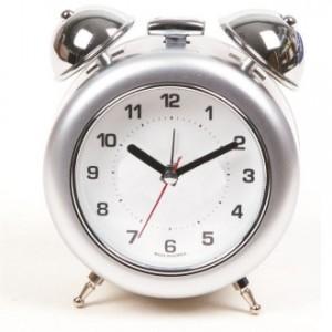 은색탁상(벨기능)시계