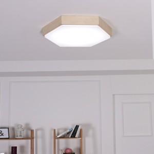 LED 베트라린 육각 자작 방등 50W [3000K/6500K]