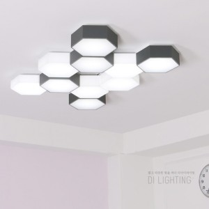 LED 아이린 거실등 120W [3000K/6500K]