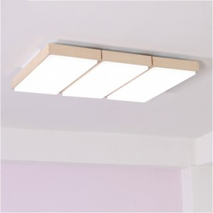 LED 베트라 3단 자작 거실등 150W [3000K/6500K]