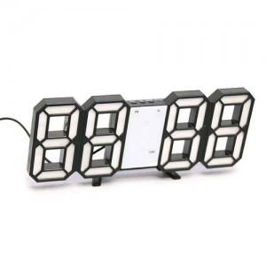 3D LED 탁상시계 / 인테리어 시계