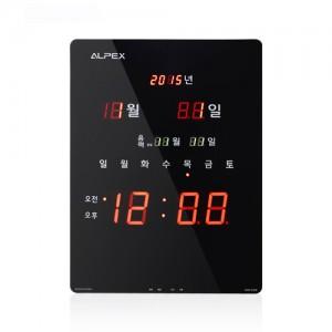 알펙스디지털벽시계 AWD5506(B)가격:124,740원