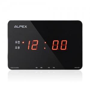 알펙스디지털벽시계 AWD5501(B)가격:47,520원