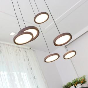 LED 쏠티 6등 펜던트 56W