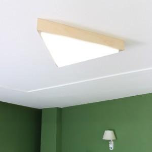 LED 베트라 삼각 자작 30W/60W [2size/3000K/6500K]