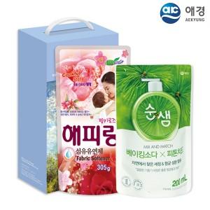 애경 순샘 피톤치드세트 4호