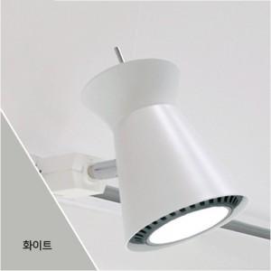 LED PAR30 피카 1등 레일세트 [2color/LED겸용/E26]