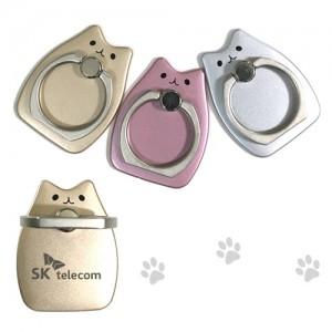 신상-(고양이)휴대폰거치대,스마트폰거치대/스마트링거치대
