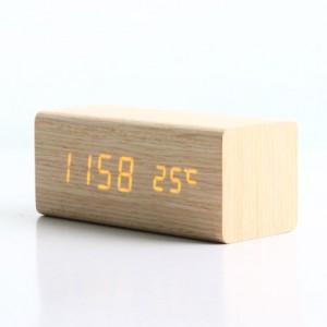 LED 나무시계 직사각형(소)가격:21,532원