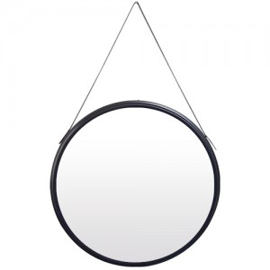 IG7353 빅사이즈 메탈 벽거울 60cm 블랙가격:135,000원
