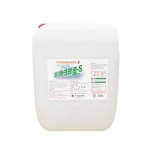 바이오크린콜-S(곡물발효알콜95%) 18L