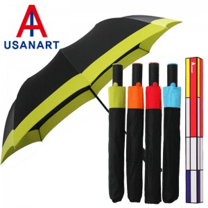 우산아트 2단 폰지컬러보다 우산