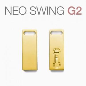 네오스윙 G2 OTG 골드 8G