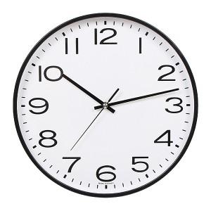 원형심플벽시계300