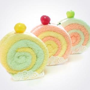 롤조각 케익