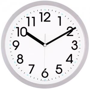 보리크롬벽시계