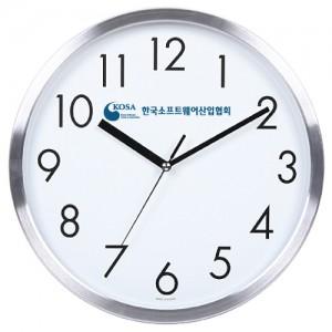 320알류미늄벽시계