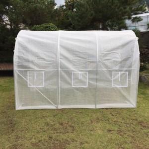 텃밭용 소형 비닐하우스(1.8평형)