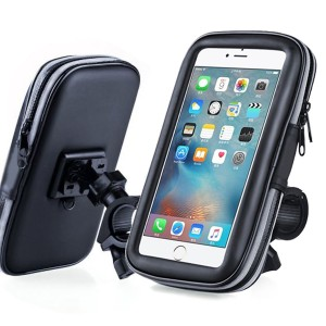 방수자전거 스마트폰거치대(지퍼형)