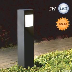 LED 쏠라 011 센서 잔디등 2W