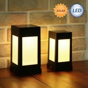 LED 태양광 문주등 5W