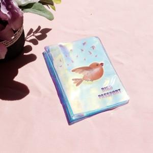 홀로그램 여권지갑