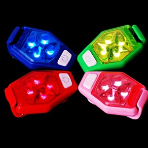 집게형 LED 랜턴