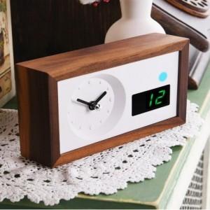 미세먼지측정탁상시계 (Fine dust Clock)