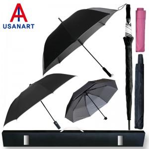 우산아트 70실버+2단실버+3단실버 우산3P세트