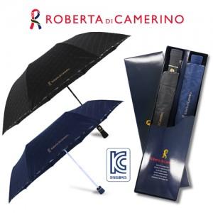 로베르타 2단.3단 선염 엠보바이어스 우산세트
