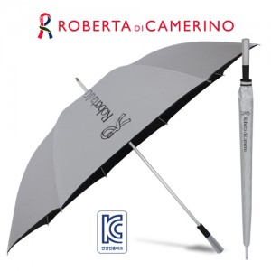 로베르타 75자동 실버트로피 우산
