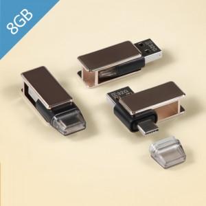 제이메타 C타입 OTG T50 C 골드 8GB USB