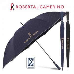 로베르타 70자동 폰지엠보 대형우산