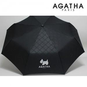 아가타 3단 엠보 수동우산