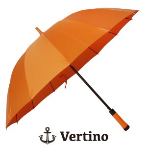 베르티노 60 14K무지멜빵(주황) 우산
