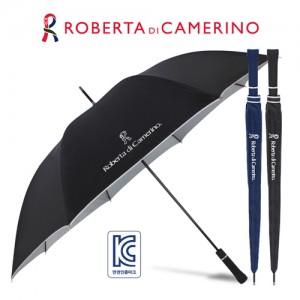 로베르타 70자동 디롱실버 대형우산