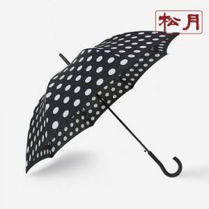 송월우산 스윗하트 장 도트 2018 우산