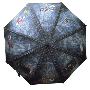 주문제작 데님워싱 장우산
