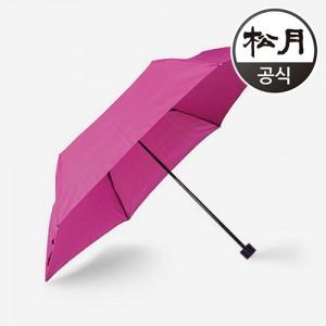 송월우산 송월 3단 미니 하운드체크 우산