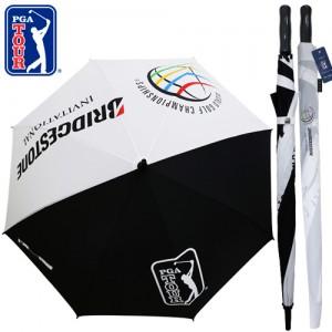PGA 75 수동 브릿지스톤 인비테이셔널 슬라이드 대형우산