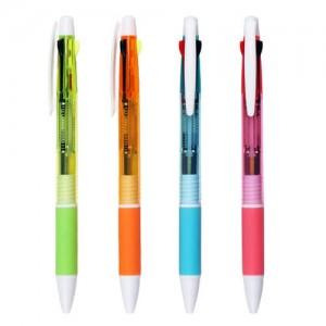 [볼펜] 니들2색형광펜가격:490원