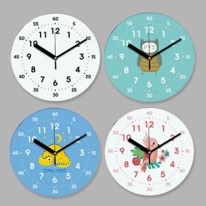 [나룸]EWC[2]-all 교육용 벽시계(무소음) -18가지 디자인