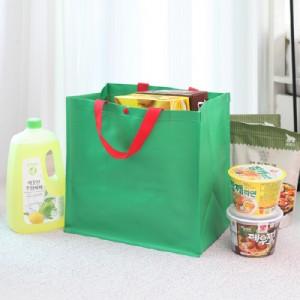 [시장가방]초록이 타포린가방