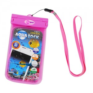 오필리아 스마트폰 방수팩(핑크)