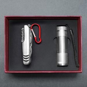 PM60 맥가이버칼+LED후레쉬